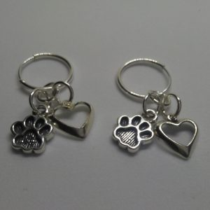 VB286 Dog Lovers earrings