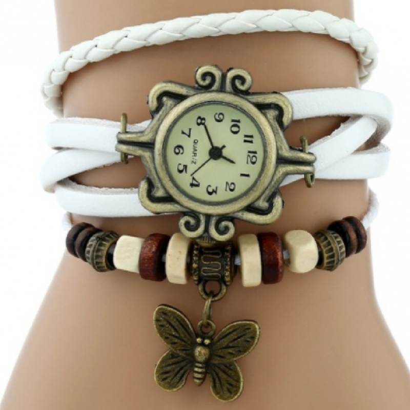 NJNY 3-in-1 Bracelet,Pendant,And Watch Combo