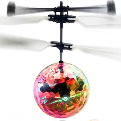 Floating LED Light ball with remote