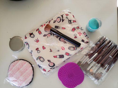 V1 Makeup Application Starter Kit photo review